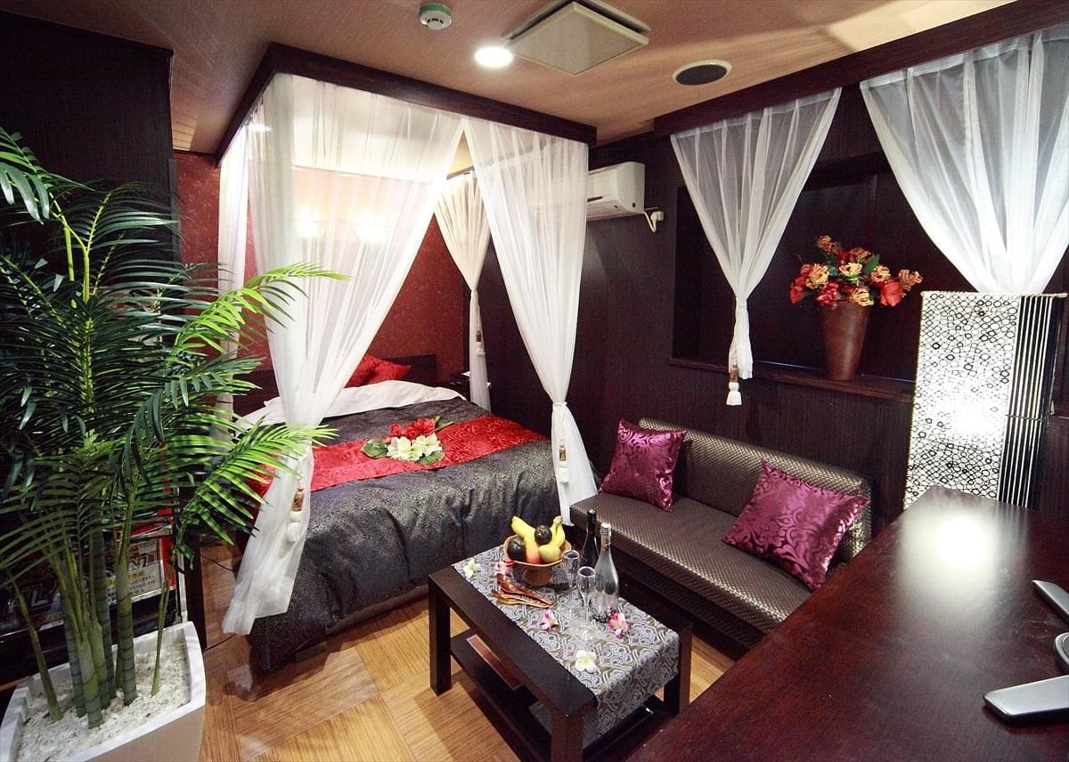 八王子ラブホテル バリタイ高尾店 203号室