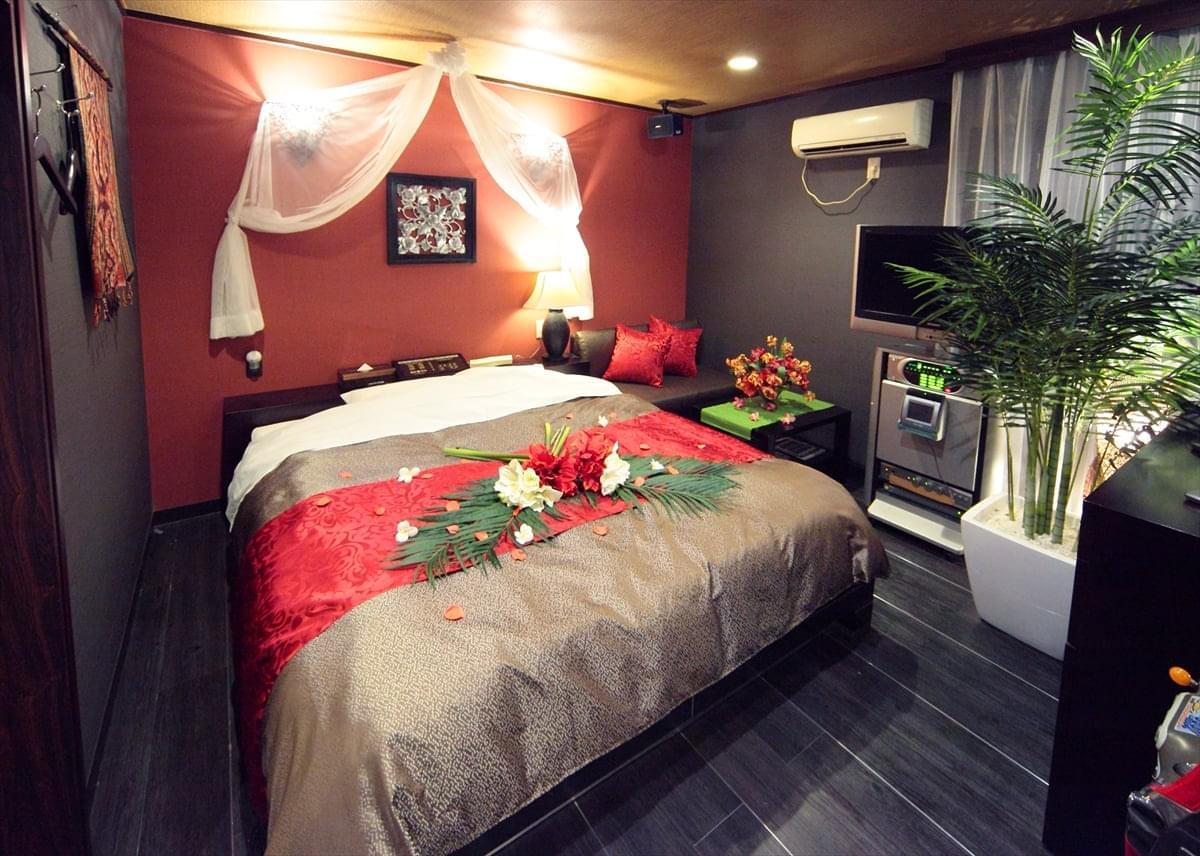 八王子ラブホテル バリタイ高尾店 208号室